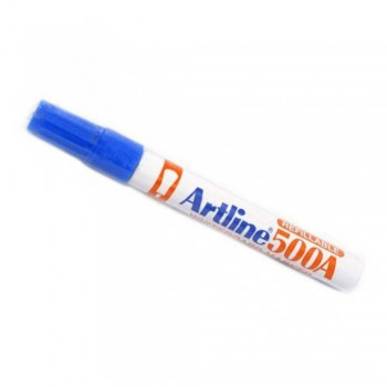 Artline 500A Whiteboard Marker - EK-500A Refillable 2mm Blue EK-500A-KL-L