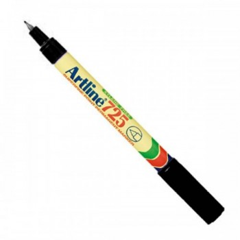 Artline EK-725 Marker Pen - Black