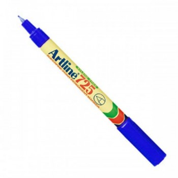 Artline EK-725 Marker Pen - Blue
