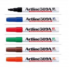 Artline 509A Whiteboard Marker Set EK-509A/6W - 6 Colors