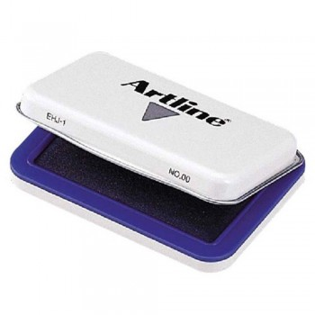 Artline Stamp Pad EHJ-1 - No.00 Blue EHJ-1-BLUE
