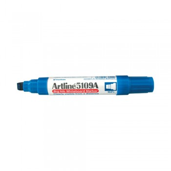 Artline 5109A Whiteboard Big Nib Marker 10mm - Blue