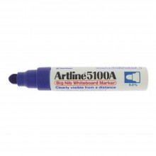 Artline 5100A whiteboard Big nib marker 5mm - Blue