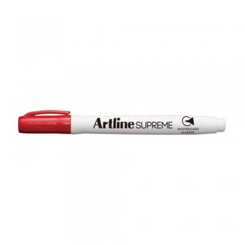 Artline Supreme Whiteboard Marker (EPF-507) Red
