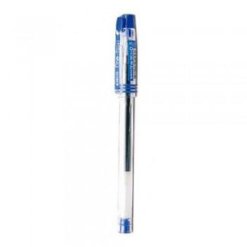 Buncho Fine Tech 0.4mm Gel Pen-Blue