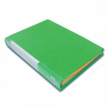 CBE 76060 Clear Holder A4 size - Green (Item No: B10-12 GR) A1R5B18
