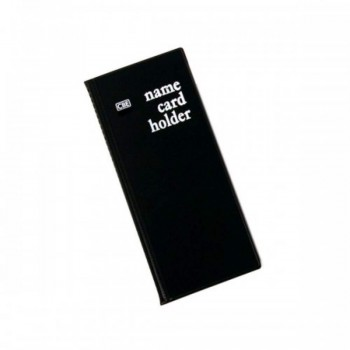 CBE N240 PVC Name Card Holder - Black (Item No: B01-17BK) A1R2B17