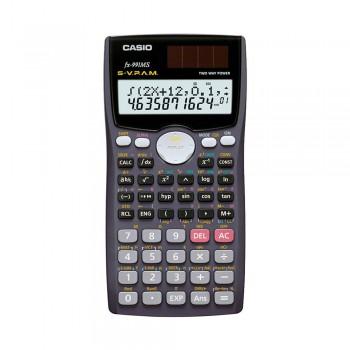 Casio Scientific Calculators - 10 + 2 digits, Dot Matrix Display (FX-991MS)