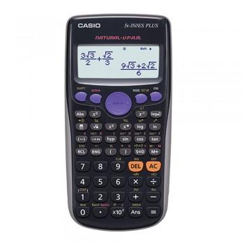Casio Scientific Calculators - 10 + 2 digits, Multi Replay (FX-350ES-PLUS)