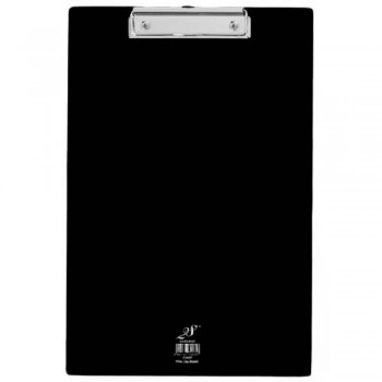 EAST FILE PVC WIRE CLIPBOARD-BLK-2340F (Item No: B11-27 BK)