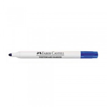 Faber Castell White Board Marker Blue Bullet Point - 258751