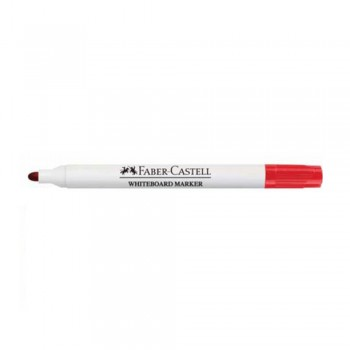 Faber Castell White Board Marker Red Bullet Point - 258721