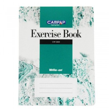 Cw2501 F5 Exercise Book 80P (Item No: NB-0019) A1R4B165