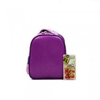 Puzzle Bag Medium Size Purple (888)