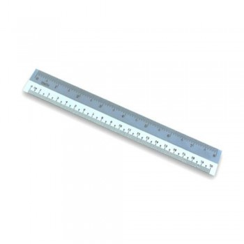 Plastic Straight Ruler - 6-inch - 15cm (Item No: B01-01) A1R2B1