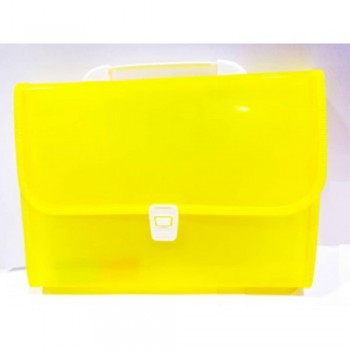 8702 Expanding File Yellow