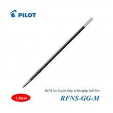 Pilot Super Grip Rexgrip Ball Pen Refill 1.0 Red (RFNS-GG-M-R)