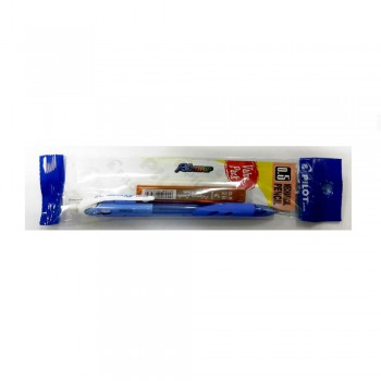 Pilot Rex Grip Mechanical Pencil Value Pack 0.5 mm Pastel Blue