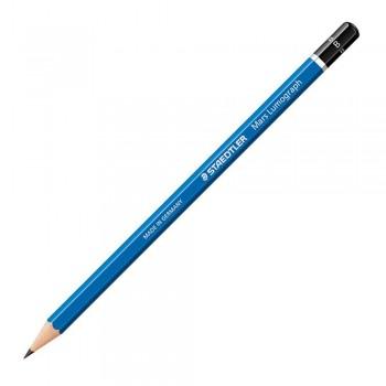 Staedtler Mars Lumograph Pencil 12/Box-6B