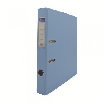 EMI PVC 50mm Lever Arch File A4 - Fancy Blue