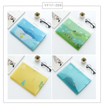 Yoofun 6 Pocket Expanding File (YF17-209)
