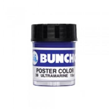 Buncho PC15CC Poster Color 39 Ultramarine - 6/box