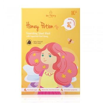 Aufairy Honey Potion Nourishing Mask - 10 pcs