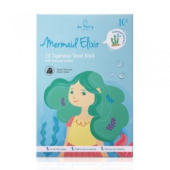 Aufairy Mermaid Elixir Deep Moisturizing Mask - 10 pcs
