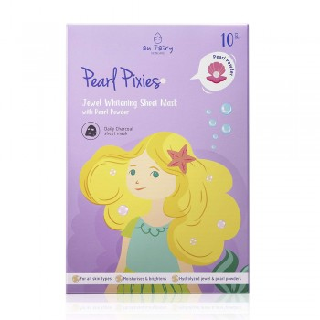 Aufairy Pearl Pixies Whitening Mask - 10 pcs