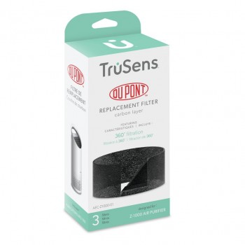 Trusens Carbon Filter (3) Pack for Z-1000