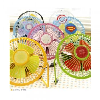 """Homex 4"""" Metal Mini Fan : Minifan4"""