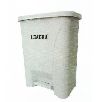 Leader Step On Bin 25L